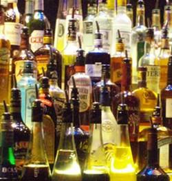 Potraukis alkoholiniams gėrimams